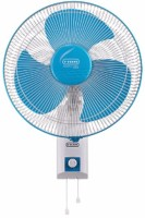 V-Guard Superflow HSW-High speed 12 300mm 3 Blade Wall Fan(White)
