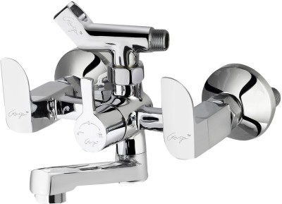 Ganga 1212 Flort Wall Mixer With Crutch For Arrangement of Telephonic Shower Faucet