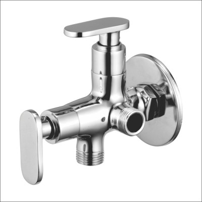 Kamal Two In One Angle Cock - Galaxy (Glx-2320) Faucet