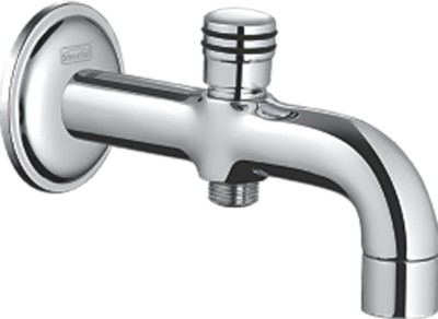 Sheetal 1019 Flt Bath Tub Spout With Tip Ton With Wall Flange Faucet