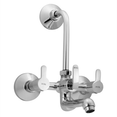 Duke BR-2013 Wall Mixer Telephonic With Bend Faucet