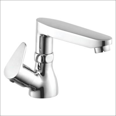 Kamal Deck Mounted Pillar Cock - Osmium (OSM-9321) Faucet