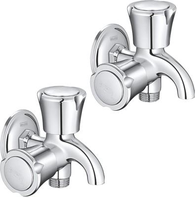 Sheetal 2312-2 Sheetal - Galaxy Bib Cock 2 In 1 - Set of 2 Faucet