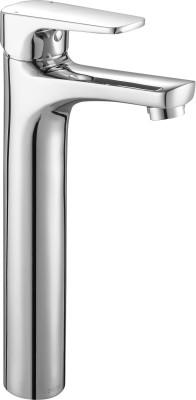 Delta 44025-SQ-P Ixa Jive Single Handle Lavatory With Riser Faucet