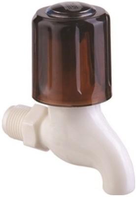 Polytuf 1002(v) Bib Cock Vitreous Handle Faucet