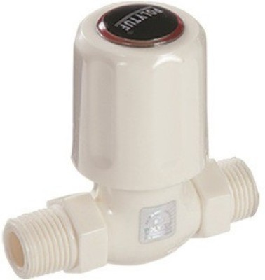 Polytuf 1007 Stop Cock Male Thread Standard Handle Faucet