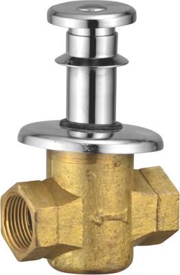 Kamal Flush Cock Push Type Faucet