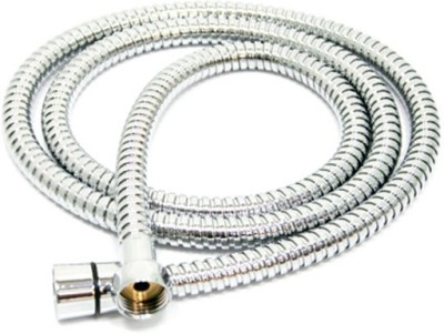 RIPPLES RP 5014 Shower flexible hose Full SS With Brass Nut Faucet