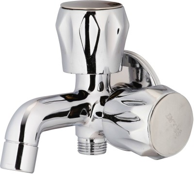 Great Pecific Bib Cock Short Body Two Way Faucet