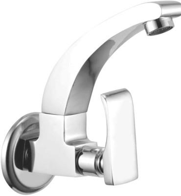 APREE Silver Brass Sink Cock : Series- Zing Faucet