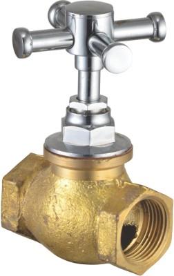 Kamal Flush Cock Cross Faucet