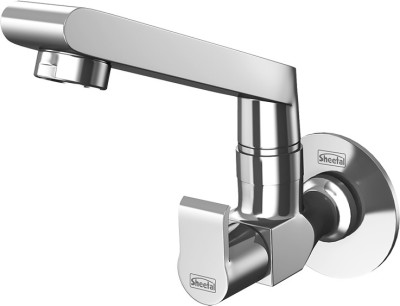 Sheetal 1906 Liva Sink Cock With Swinging Spout Faucet