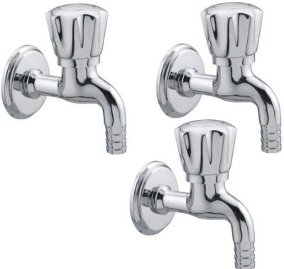 Sunrise Morient3p Brass Nozzle Bib Cock (Pack Of 3 Pieces) Faucet