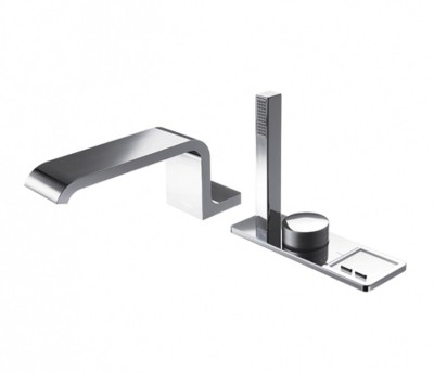 Toto TBXM1BV201 Neorest Le Shower And Bath Faucet
