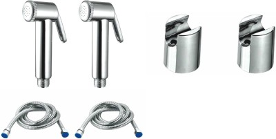 TMC T47 Admire Health Faucet With Hook And Shower Tube Set Of 2 Faucet