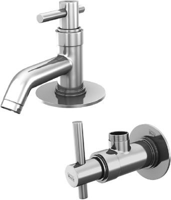 Sheetal COMBO-2003-2004 Nile Pillar Cock and Angular Stop Cock Combo Faucet