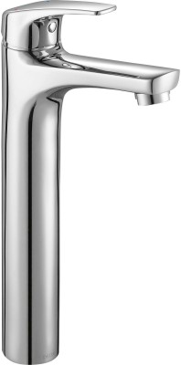 Delta 44025-P Ixa Soft Single Handle Lavatory With Riser Faucet