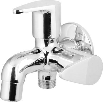 Kamal Two In One Bib Cock - Osmium (OSM-9318) Faucet