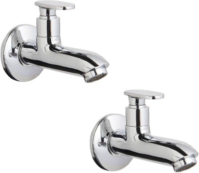 Kamal Long Body Bib Cock - Galaxy (Set Of 2) (GLX-2314-S2) Faucet(Wall Mount Installation Type)