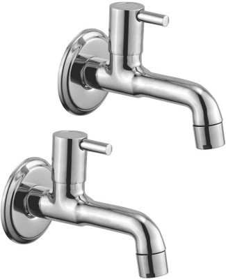 Kamal Long Body Bib Cock - Dixy (Set Of 2) (DXY-2214-S2) Faucet(Wall Mount Installation Type)