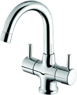 Homeproducts4u STAGCROWNCENTERHOLBASINMIXER Faucet