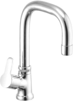 APREE Silver Brass Swan Neck : Series- Lemon Lemon Faucet
