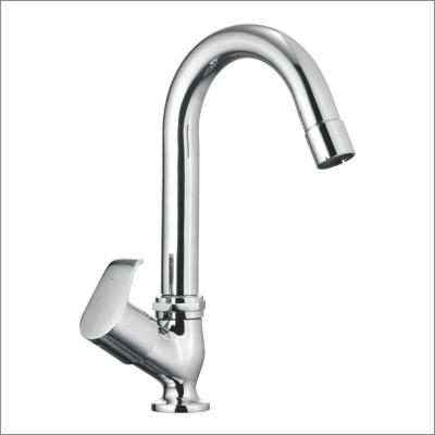 APREE Silver Brass Swan Neck : Series- AUSTIN Austin Faucet