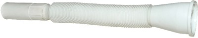 BM BELMONTE Flexible Waste Pipe PVC Faucet