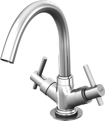 Sheetal 2011 Nile Center Hole Basin Mixer Without Pop-Up West System Faucet