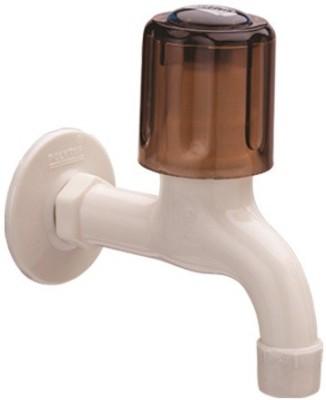 Polytuf 1068(v) Bib Cock Delux with Flange (V.H.) - Foam Flow Faucet