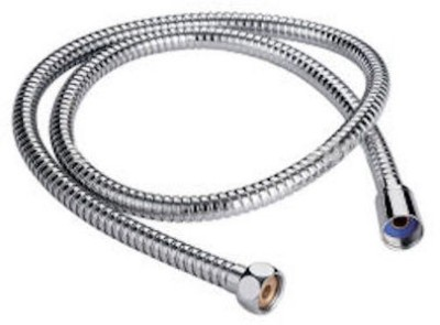 Arkay Stainless Steel 1 Mtr. Hose Pipe Faucet(Centerset Installation Type)