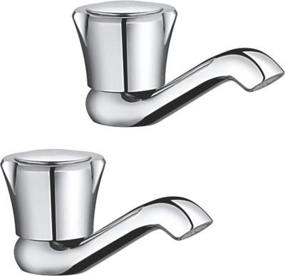 Sheetal 2303-2 Sheetal - Galaxy Pillar Cock - Set of 2 Faucet