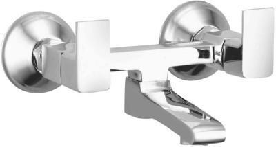 APREE Silver Brass Wall Mixer Non Telephonic : Series- Amaze Faucet