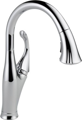 Delta 9192-DST-IN Addison Pull Out Kitchen Faucet