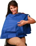 Vixenwrap Blue Solid Feeding Cloak (Blue...