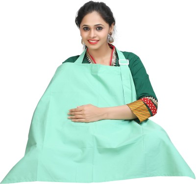 Lula Mom Mint green Feeding Cloak