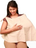 Vixenwrap White Solid Feeding Cloak (Whi...
