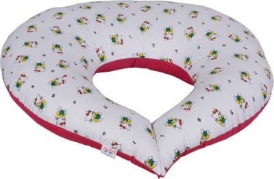 Jinglers Nursing Pillow Feeding Cloak(Dpink)