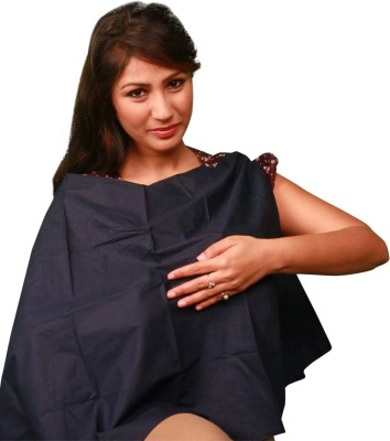 Vixenwrap Black Solid Feeding Cloak