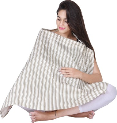 Lula Mom Printed Feeding Cloak(Beige)