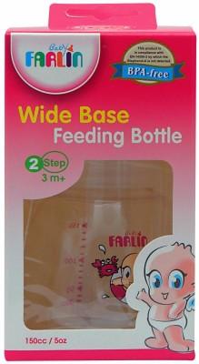 Farlin Wide Base Feeding Bottle  - Plastic