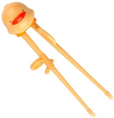 Piyo Piyo Training Chopstick  - Plastic(Yellow)