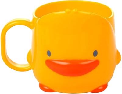 Piyo Piyo Stylish Drinking Cup  - Plastic Material