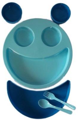 MyTag MacDoodle Plate  - Plastic(Blue)