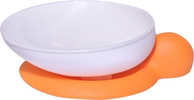 Blossoms Baby Feeding Bowl With Suction Base.BPA Free. Polypropylene Accessories.silicone base  - Food Grade Plastic, Sillicone