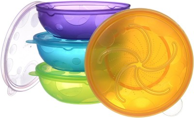 Munchkin Stack a Bowls, 4 Pack  - Plastic
