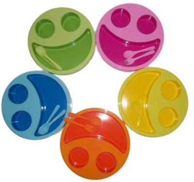 MyTag MacDoodle Plate  - Plastic(Pink, Yellow, Orange, Blue, Green)