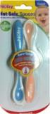 Nuby Hot Safe Spoons (Blue - Pink)