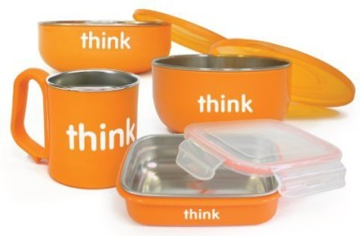 Thinkbaby Complete BPA Free Feeding Set  - Sustainable Material