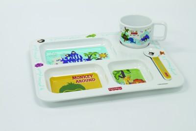 Eternia Precious Planet - 4 Pc Gift Set - Rect  - Food Grade Melamine